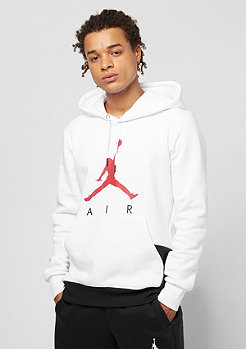 Jumpman Air GFX Fleece white/black/university red