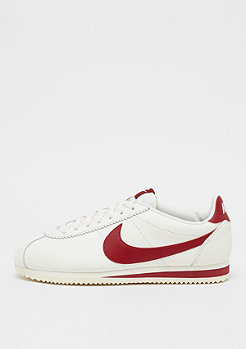 Classic Cortez Leather SE sail/gym red