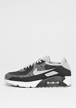 NIKE Air Max 90 Ultra 2.0 Flyknit black/wolf grey/pure platinum