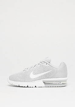 Wmns Air Max Sequent 2 pure platinum/white/wolf grey