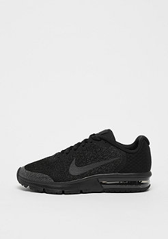 Air Max Sequent 2 (GS) black/black/anthracite