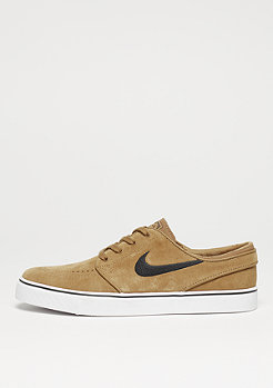 Zoom Stefan Janoski golden beige/black