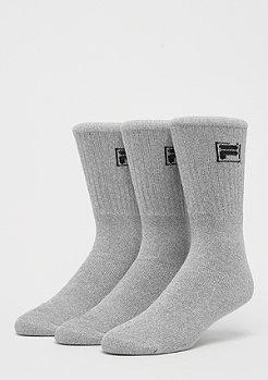 Fila Unisex Sport Socks 3-Pack grey