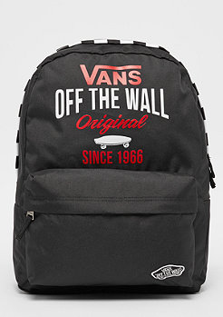 VANS Sporty Realm black skate stack