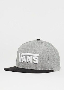VANS Drop V II heather grey/black