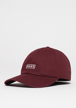VANS Curved Bill Jockey port royale
