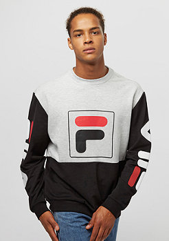 Fila Urban Line Crew Sweat Jamie black/ light grey