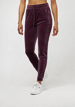 adidas VV Cuffed Velvet maroon
