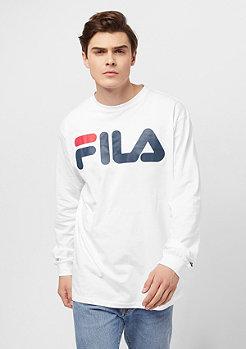 Fila Urban Line LS Classic Logo bright white