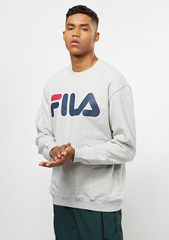 Fila Urban Line Sweat Classic Logo light grey/melange