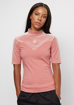 adidas High Neck raw pink
