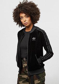 adidas SST Track Top Velvet black
