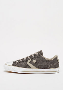Converse Star Player Herringbone Ox malted/white/black