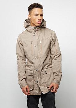 Urban Classics Übergangsjacke Cotton khaki