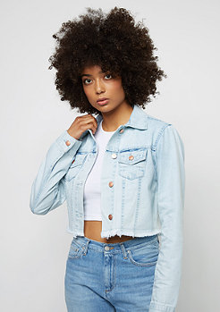 Urban Classics Denim Jacket heavy bleached