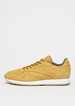 Reebok CL LEATHER RIPPLE WP beige