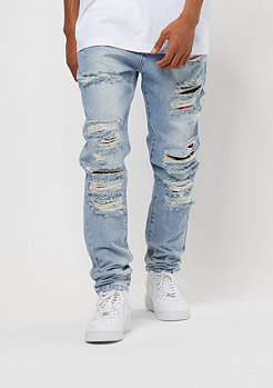 Cayler & Sons ALLDD Denim Pants Flanneled light blue