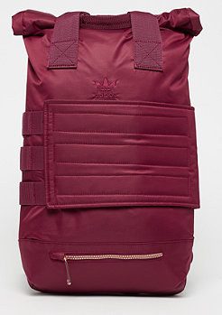 adidas Roll Top collegiate burgundy