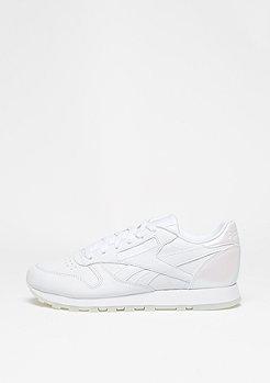 Reebok CL LTHR L white