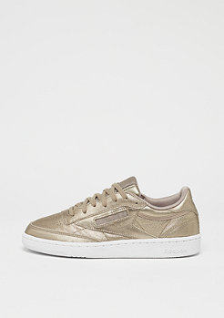 Reebok CLUB C 85 LTHR pearl met / grey gold / white