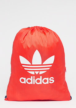 adidas Trefoil bold orange