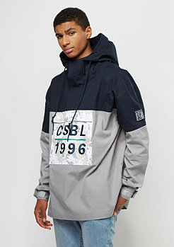 Cayler & Sons BL Anorak Three Peat navy