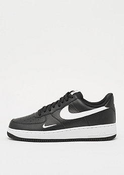 JORDAN Air Force 1 black/white-white