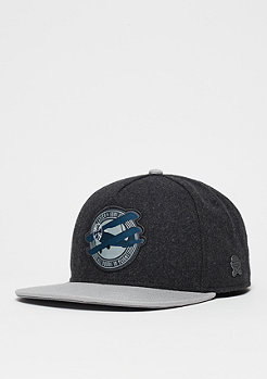Cayler & Sons CL Cap In Flight dark grey