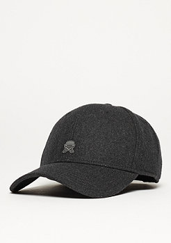 Cayler & Sons CL Curved Cap In Flight dark grey