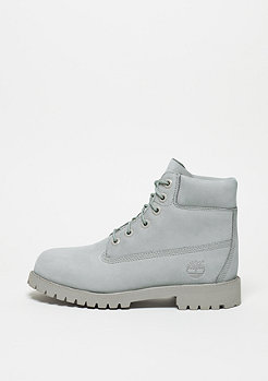 Timberland Kids 6-Inch Premium WP Boot grey monochromatic