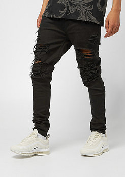 Criminal Damage Jeans Camden black