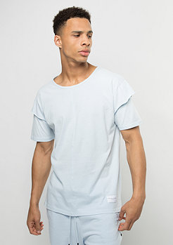 Criminal Damage T-Shirt Cut light/blue