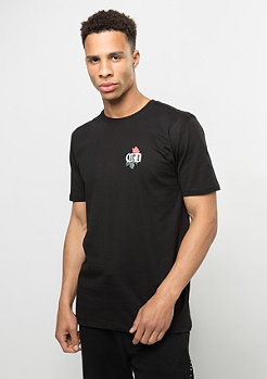 Criminal Damage T-Shirt Keefe black/multi