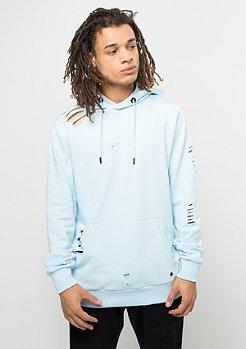 Criminal Damage Hooded-Sweatshirt Shoreditch light blue
