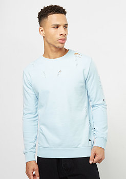 Sweatshirt Shoreditch light blue