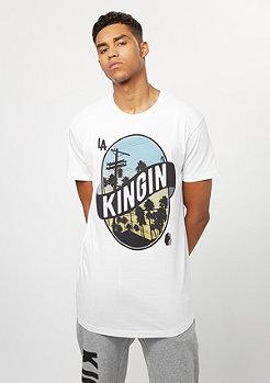 KINGIN Kingin TShirt KG202 LA Streets white