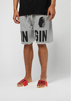 KINGIN Kingin Shorts KG601 grey melange