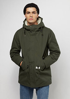 Flatbush Cotton Parka olive