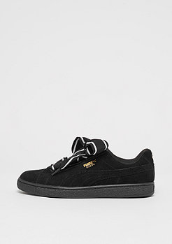Puma Suede Heart Satin II Wn's black