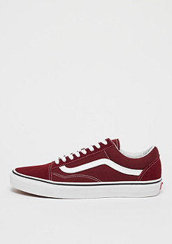 UA Old Skool madder brown/true white