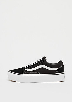 VANS UA Old Skool Platform black/white