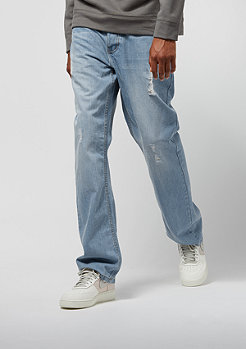 Rocawear Denim light wash destroyed