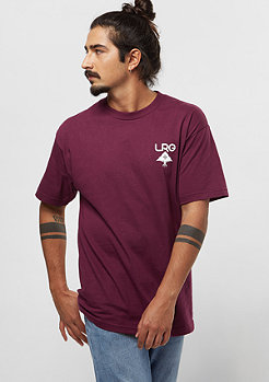 LRG Logo Plus burgundy