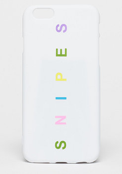 SNIPES Basic Case Rainbow Case iPhone 6s white