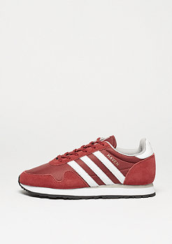 adidas Laufschuh Haven mystery red/white/core granite