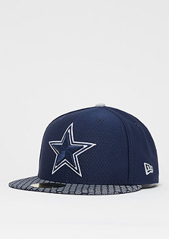 New Era 59Fifty Sideline NFL Dallas Cowboys official