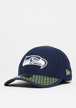 New Era 39Thirty Sideline NFL Seattle Seahawks official