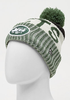 New Era Sideline Bobble Knit NFL New York Jets official