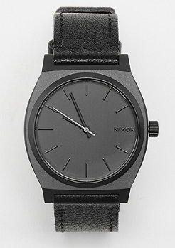 Nixon Time Teller all black/slate