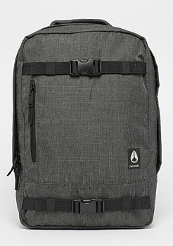 Nixon Del Mar II charcoal heather
